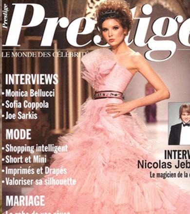 Annet Korotkova Prestige Covers