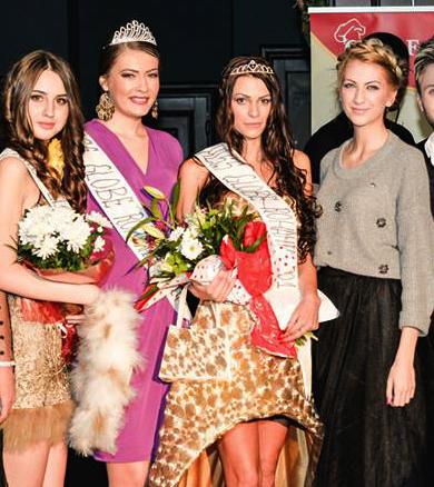 Miss Globe Romania